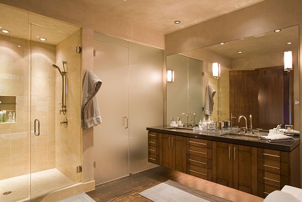 Bathroom lighting ways to get great lighting inside your bathroom bathroom lighting has two important functions and this will make it among the hardest rooms in your home to obtain right youll need greater than usual mozeypictures Gallery