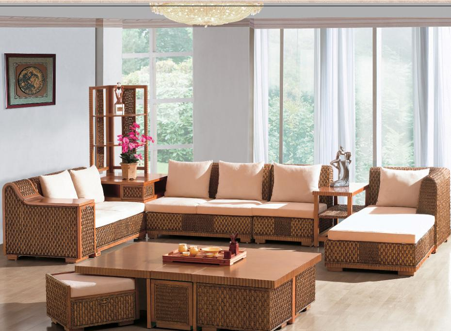 Wicker Family Room Furniture – Why Buy Some Wicker Furniture ...